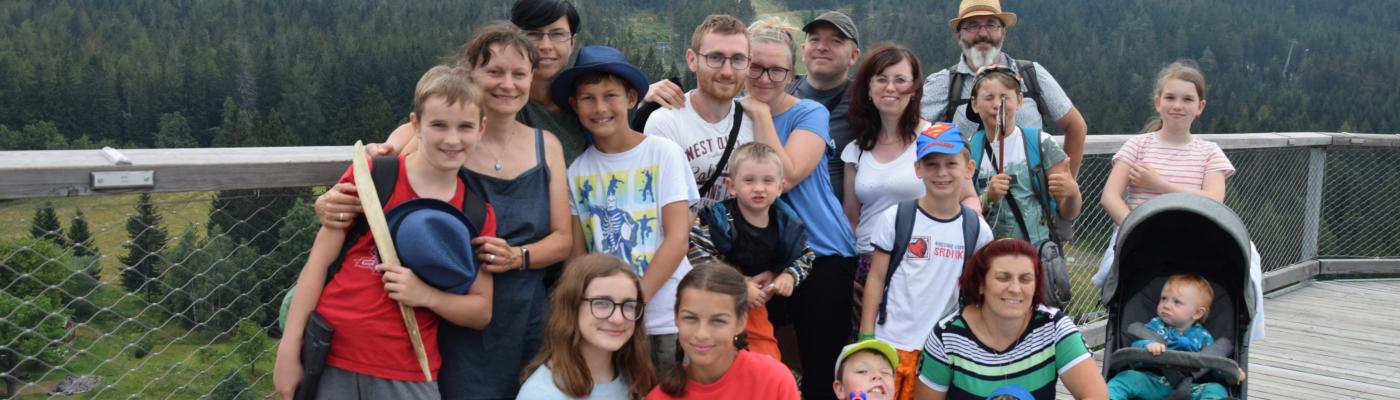 12.8.2020 - Rodinný pobyt